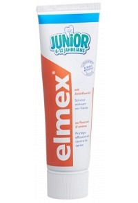 ELMEX JUNIOR Zahnpasta Tb 75 ml