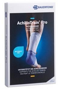 ACHILLOTRAIN Pro Aktivbandage Gr3 titan
