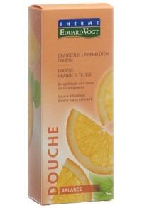 E.VOGT THERME BALANCE Douche Orange/Linde 200 ml