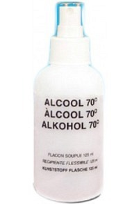 UHLMANN EYRAUD Alkohol 70% Spr 125 ml