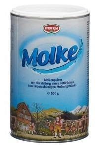 MORGA Molke nature Ds 500 g