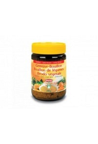 MORGA Gemüse Bouillon hefefrei fettfrei Bio 200 g