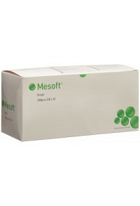 MESOFT NW Rundtupfer 25mm steril 20 x 5 Stk