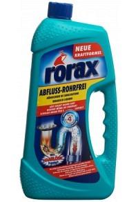 RORAX Abflussreiniger liq Fl 1000 ml