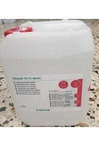 BRAUN Ethanol 70 % für Flächen Kanister 5 lt