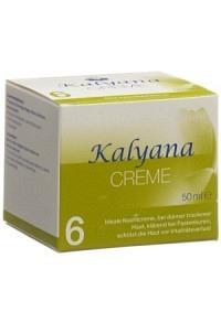 KALYANA 6 Creme mit Kalium sulfuricum 50 ml