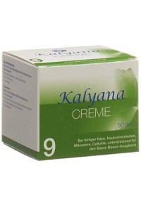 KALYANA 9 Creme mit Natrium phosphoricum 50 ml