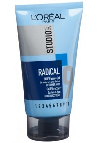 STUDIO LINE Radical Gel Extremer Halt Tb 150 ml