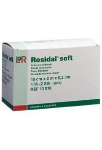 ROSIDAL soft Schaumstoffbin 2.0mx10cmx0.2cm 2 Stk