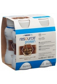 RESOURCE Protein Kaffee 4 x 200 ml
