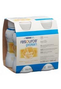 RESOURCE Protein Vanille 4 x 200 ml