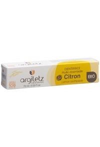 ARGILETZ Zahnpasta Zitrone Bio 75 ml