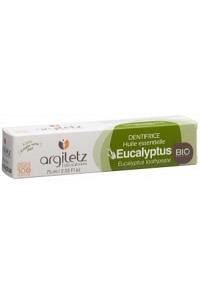 ARGILETZ Zahnpasta Eukalyptus Bio Tb 75 ml
