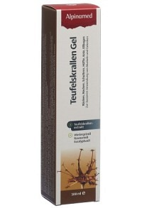 ALPINAMED Teufelskrallen Gel Tb 100 ml