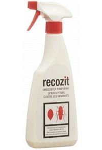 RECOZIT Ungeziefer Pumpspray 500 ml (Achtung! Versand nur INNERHALB der SCHWEIZ möglich!)