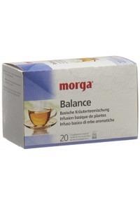 MORGA Balance Tee Btl 20 Stk