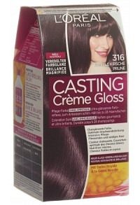 CASTING Creme Gloss 316 dunkle kirsche