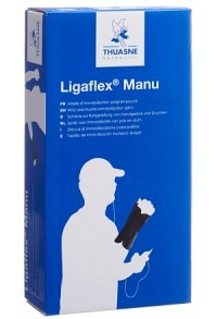 THUASNE Ligaflex Manu Handgelenkband Gr1 link schw