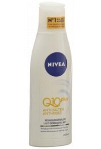 NIVEA Q10 Power Anti-Falten Reinigungsmilch 200 ml
