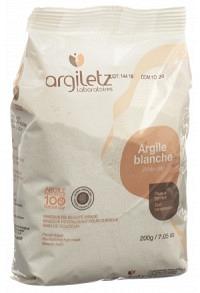 ARGILETZ Heilerde weiss Plv ultra fein 200 g