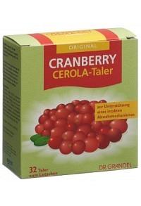 GRANDEL Cranberry Taler 32 Stk