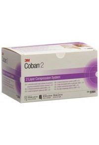 3M COBAN 2 2-Lagen Kompressions-System Set