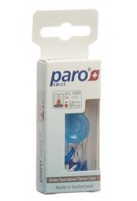 PARO ISOLA F 1.9/5mm x-fein blau konisch 5 Stk