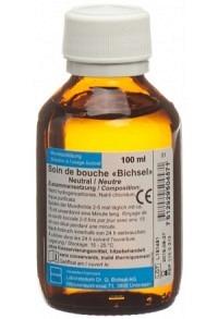 SOIN DE BOUCHE Bichsel aromafrei steril 100 ml