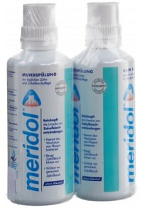 MERIDOL Mundspülung Duo 2 x 400 ml