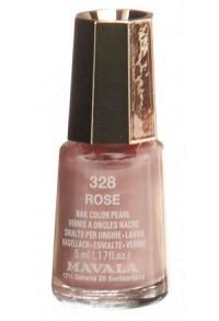 MAVALA Nagellack Butterfly Color 328 Rose 5 ml
