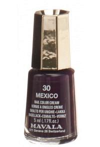 MAVALA Nagellack Mini Color 30 Mexico 5 ml