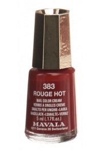 MAVALA Nagellack Rouges 383 Hot 5 ml