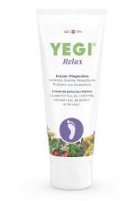 YEGI RELAX Kräutercreme Tb 75 ml