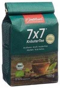 JENTSCHURA 7x7 Kräuter Tee 100 g