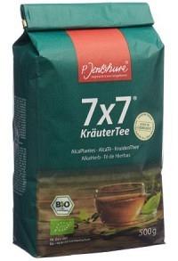 JENTSCHURA 7x7 Kräuter Tee 500 g