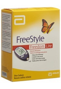 ABBOTT FREESTYLE Freedom Lite Blutzuckermesssy Set