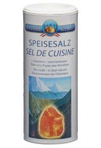 BIOKING Salzstreuer Kristallsalz 250 g