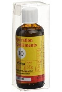 BIOLIGO No 10 Préparat d'oligoéléments Fl 100 ml