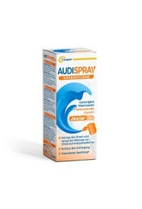 AUDISPRAY Junior Ohrenhygiene Spr 25 ml