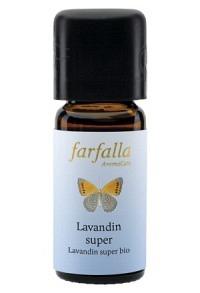 FARFALLA Lavandin super Äth/Öl kbA 10 ml