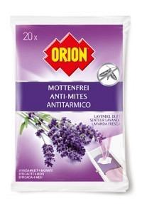 ORION Mottenfrei Mottenkugeln 20 Stk (Achtung! Versand nur INNERHALB der SCHWEIZ möglich!)