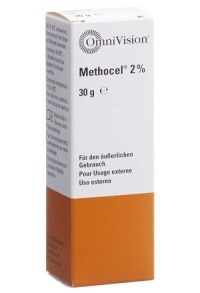 METHOCEL Lös 2 % 30 g