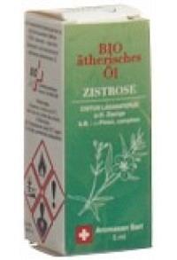 AROMASAN Zistrose Äth/Öl in Schachtel Bio 5 ml