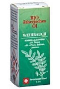 AROMASAN Weihrauch Äth/Öl in Schachtel Bio 5 ml