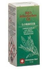 AROMASAN Lorbeer Äth/Öl in Schachtel Bio 5 ml