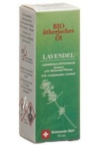 AROMASAN Lavendel Äth/Öl in Schachtel Bio 15 ml