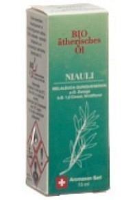 AROMASAN Niauli Äth/Öl in Schachtel Bio 15 ml