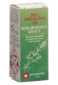 AROMASAN Bergbohnenkraut Äth/Öl Schachtel Bio 5 ml