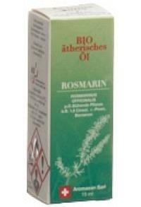 AROMASAN Rosmarin Äth/Öl 1.8 cin Schacht Bio 15 ml