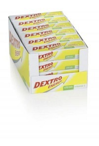 DEXTRO ENERGY Tabl Citron 24/22 Box 24 x 14 Stk